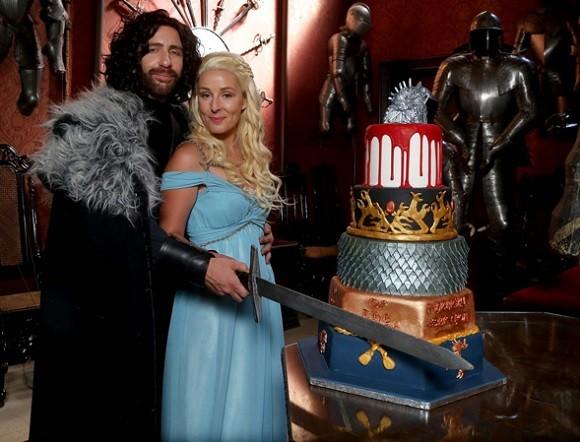 ślub W Stylu Gry O Tron Lubimyczytaćpl