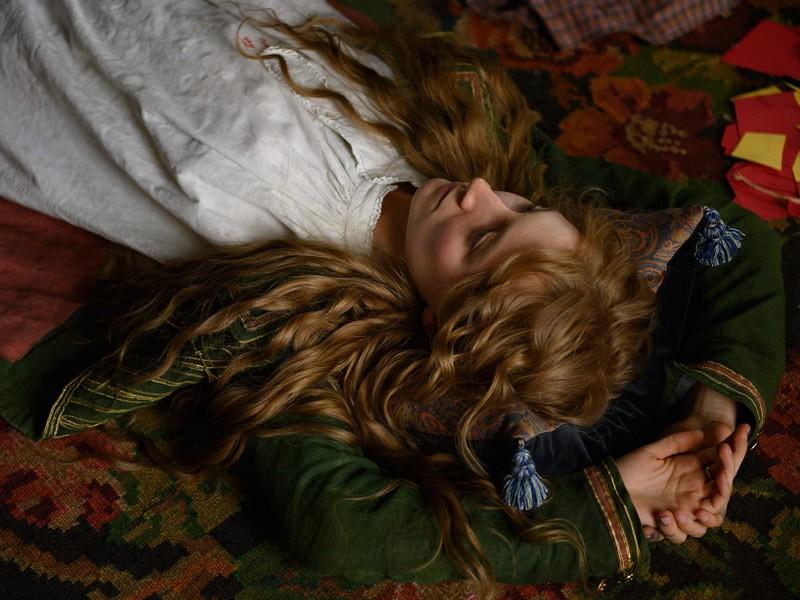 Kadr z filmu Małe kobietki Grety Gerwig
