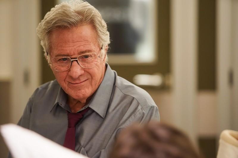 Dustin Hoffman w filmie W labiryncie
