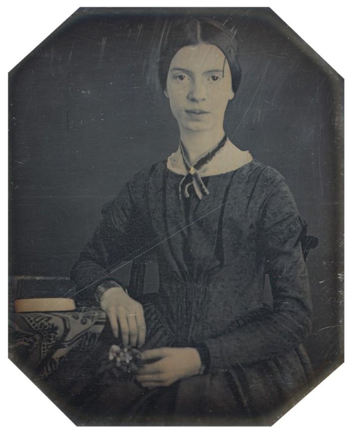 amerykańska poetka Emily Dickinson