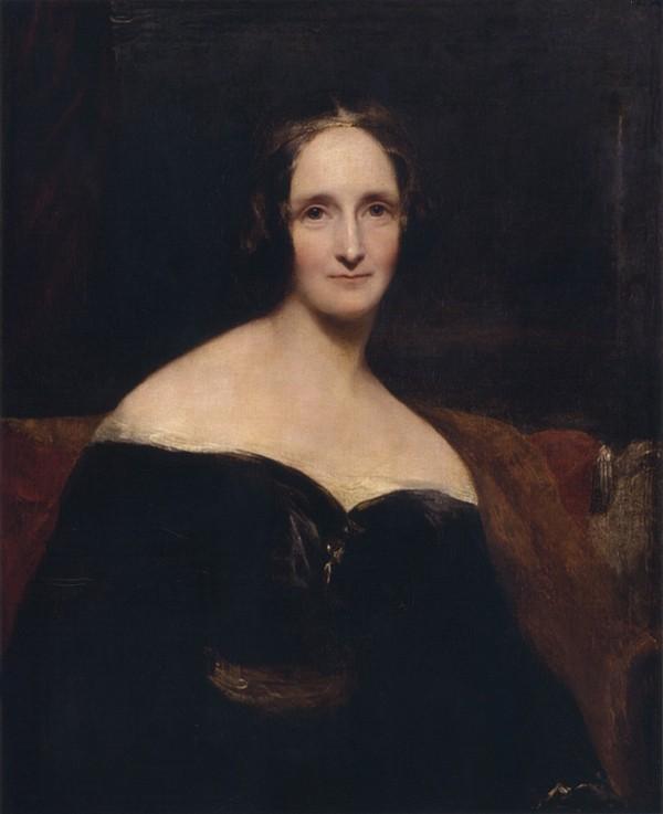 Mary Shelley autorka powieści Frankenstein