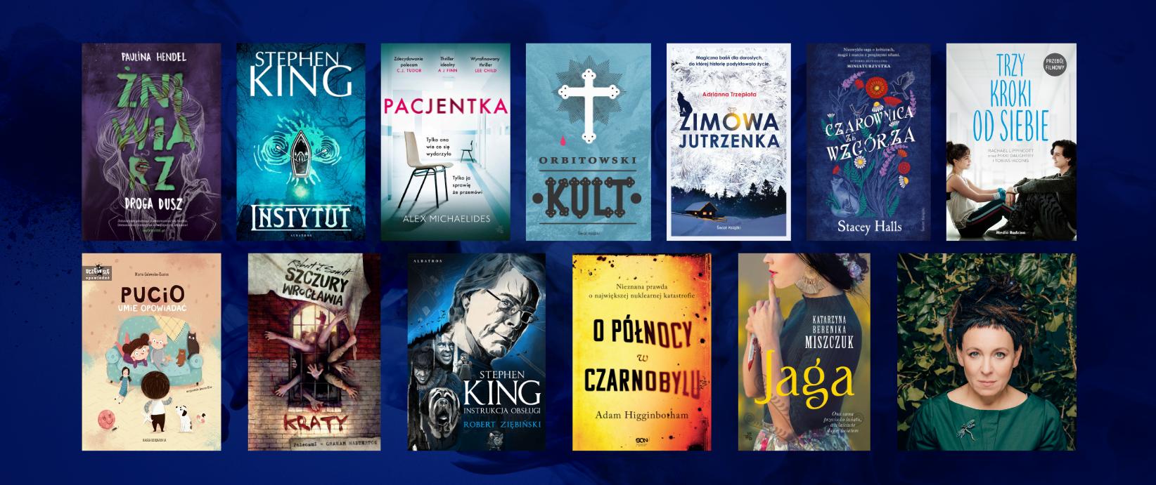 Laureaci plebiscytu Książki Roku 2019 lubimyczytać.pl