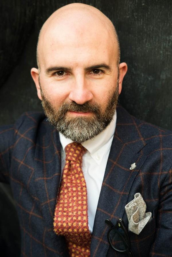 Donato Carrisi, autor W labiryncie