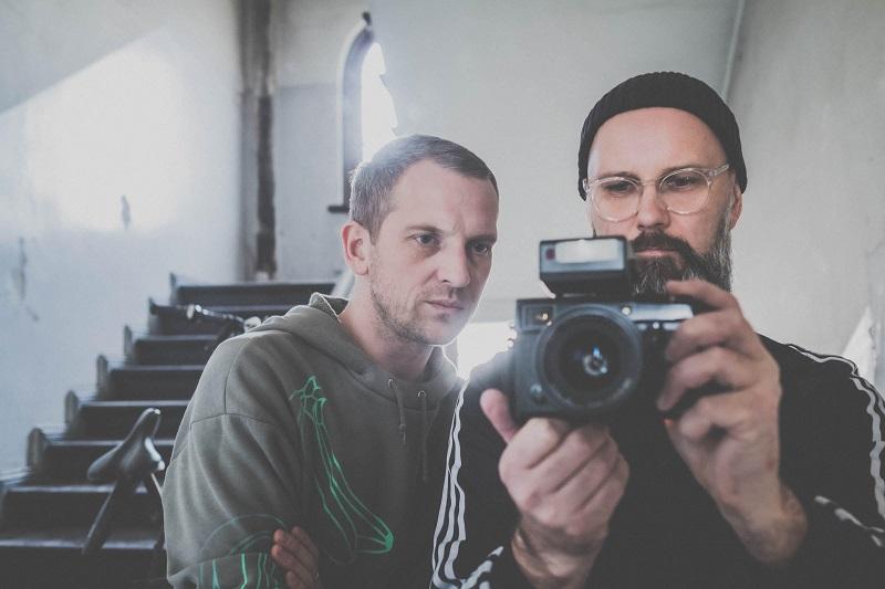 Krzysztof Ignasiak i Marcin Matuszak