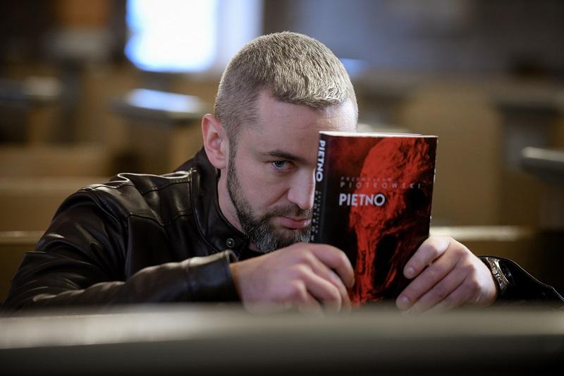Przemysław Piotrowski z nową książką