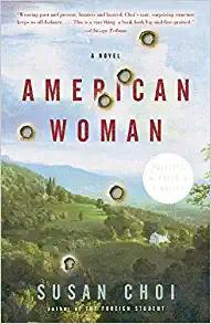 American Woman książka