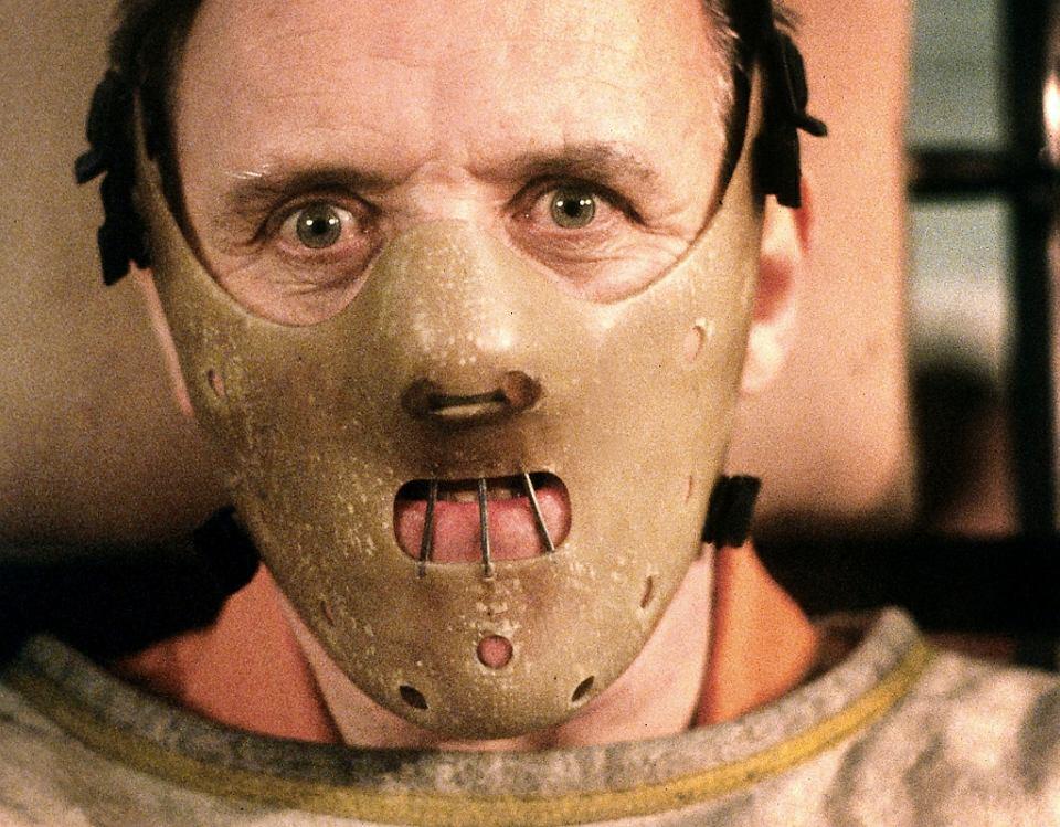 Anthony Hopkins jako Hannibal Lecter