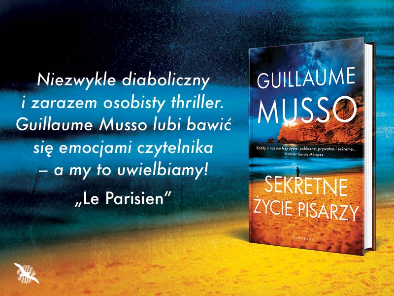Sekretne życie pisarzy Musso