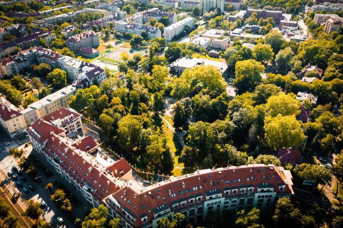 Psi Park we Wrocławiu