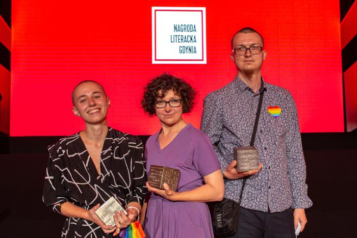 Laureaci Nagrody Literackiej GDYNIA