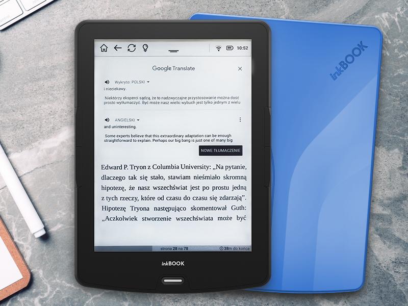 inkbook czytnik
