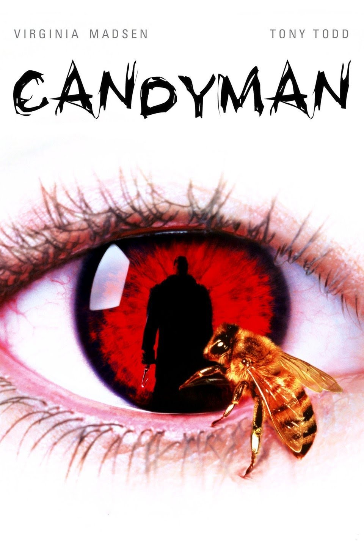 Candyman plakat filmowy