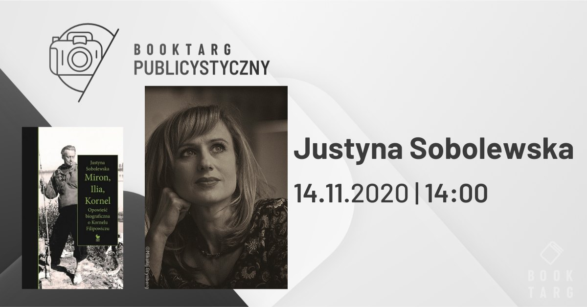 justyna sobolewska booktarg