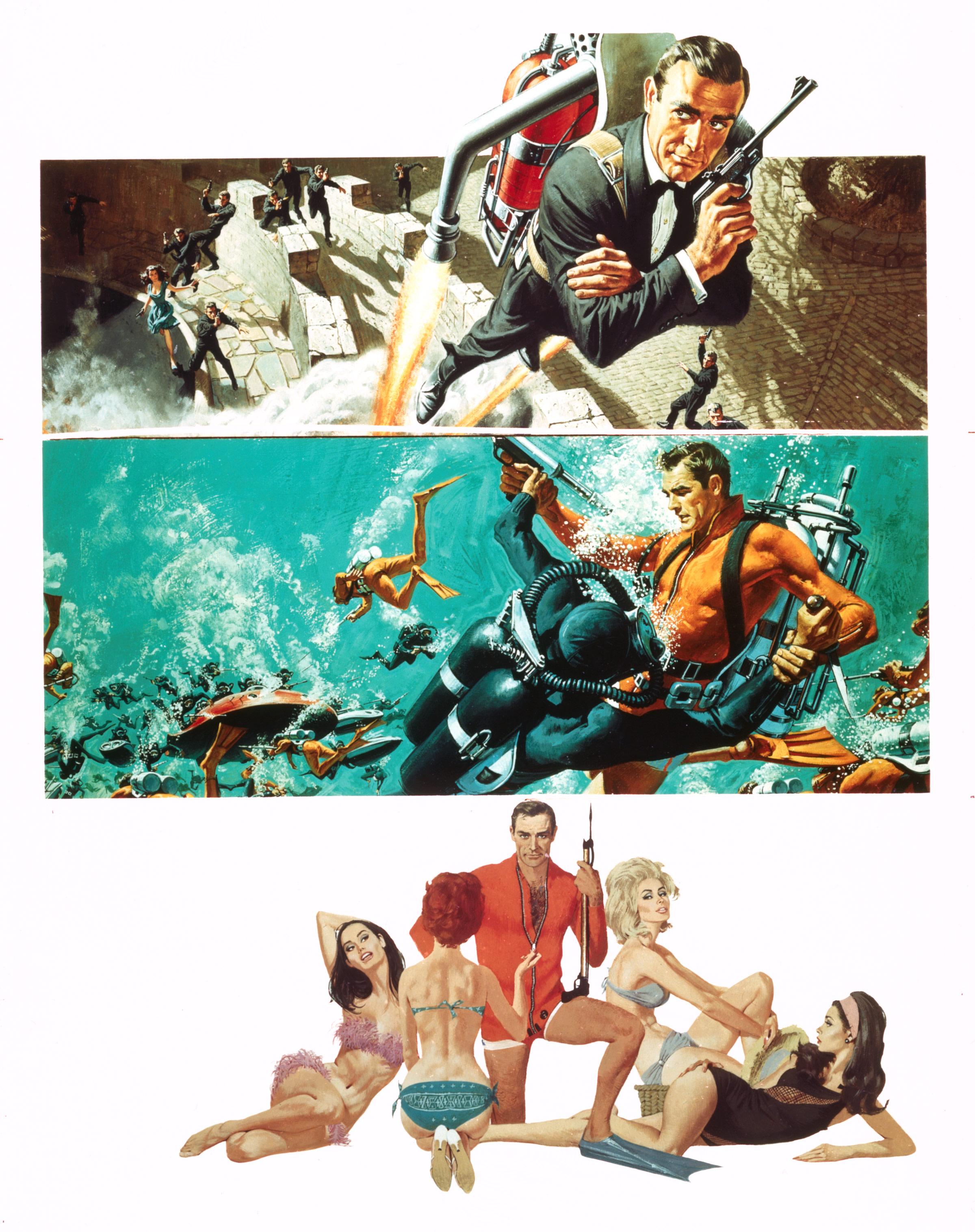 James Bond w komiksie