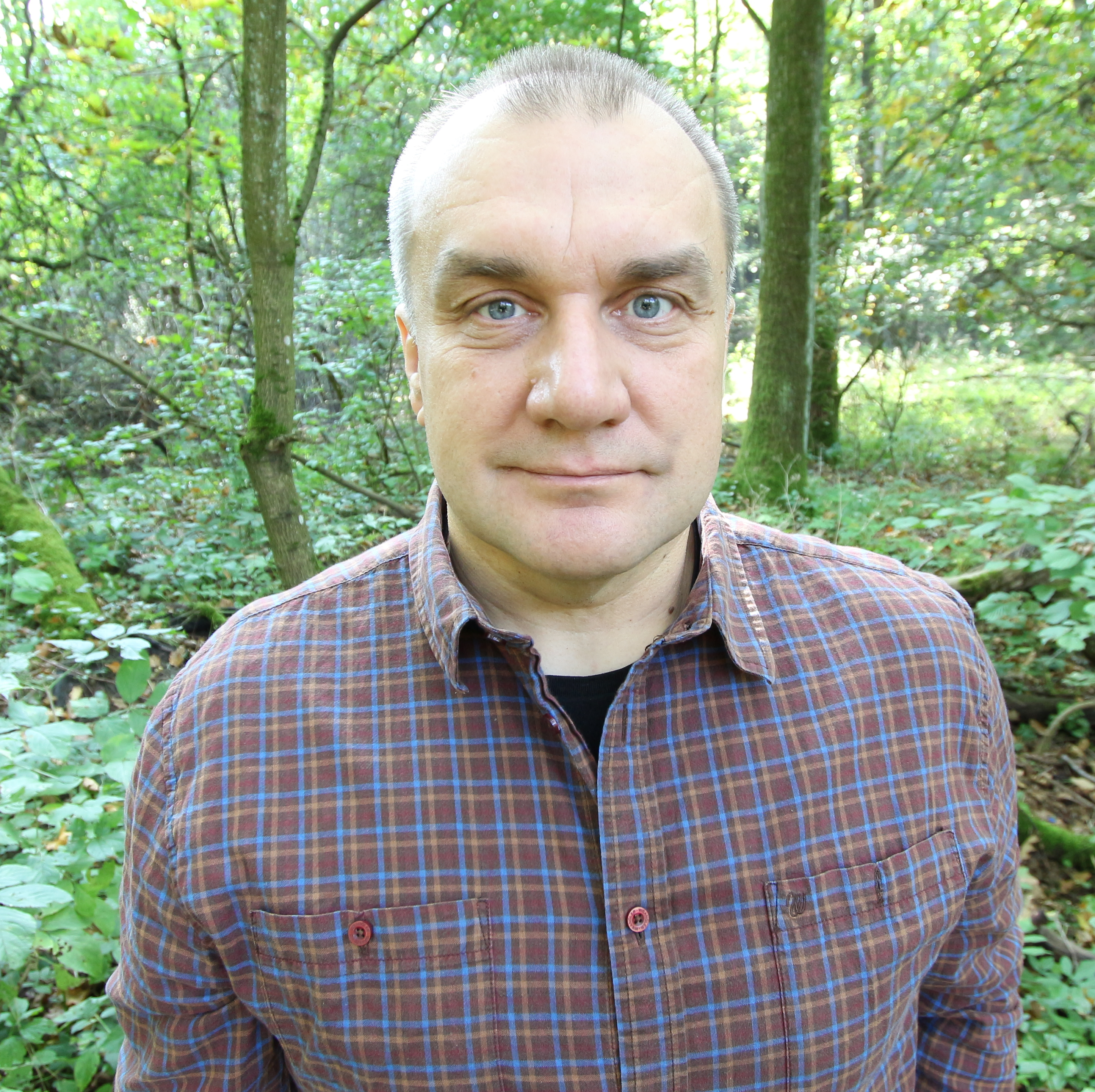 Marcin Kostrzyński, portret