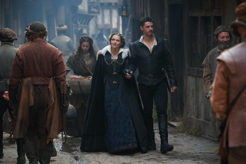 Fotos z serialu Księga czarownic