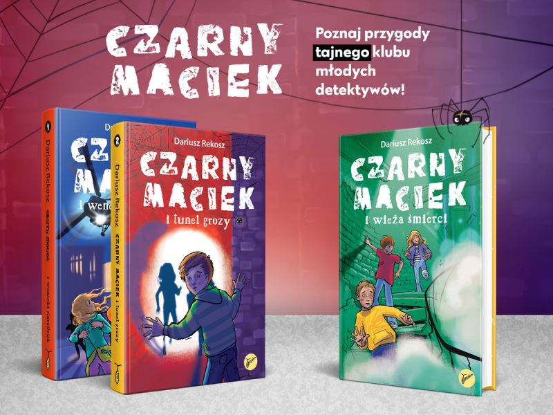 Czarny Maciek i wenecki starodruk