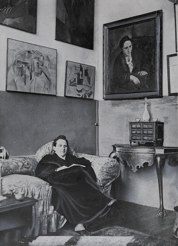 Gertruda Stein