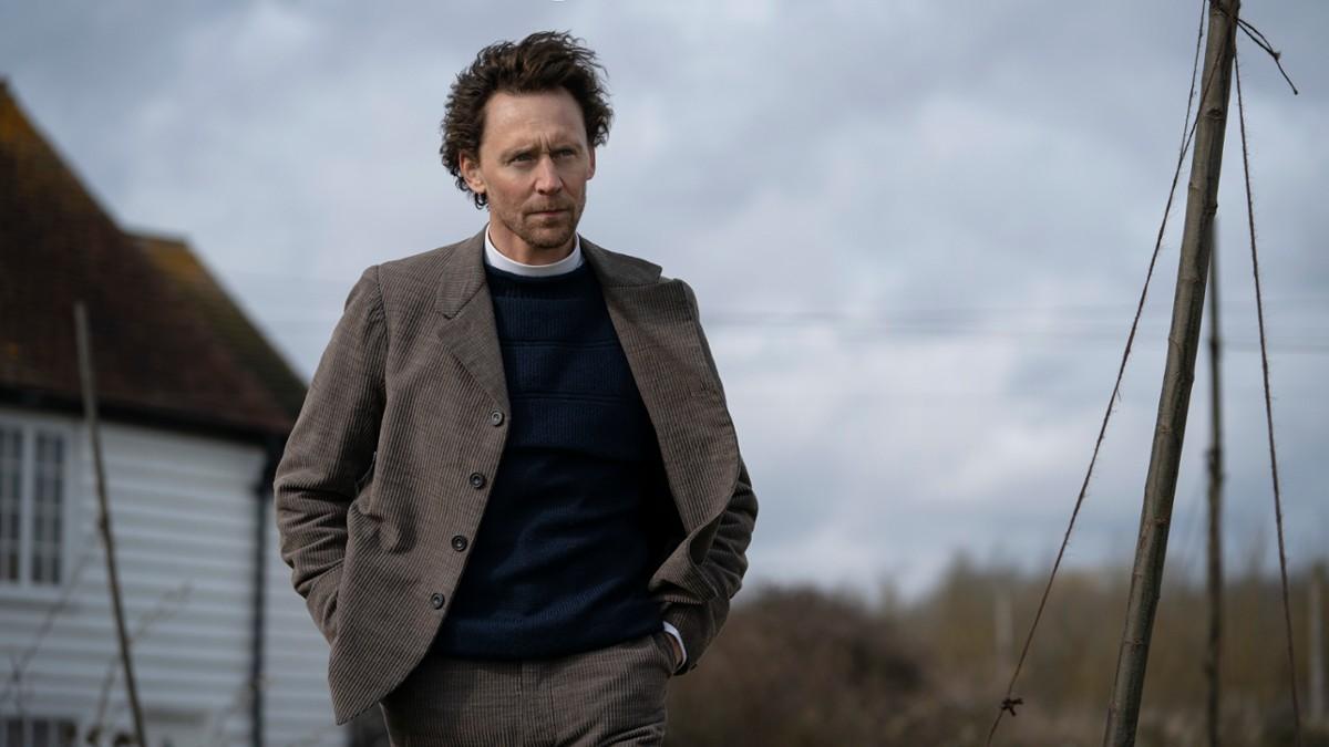 Tom Hiddleston jako pastor William Ransome