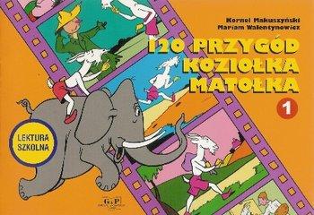 120 przygód Koziołka Matołka Makuszyński