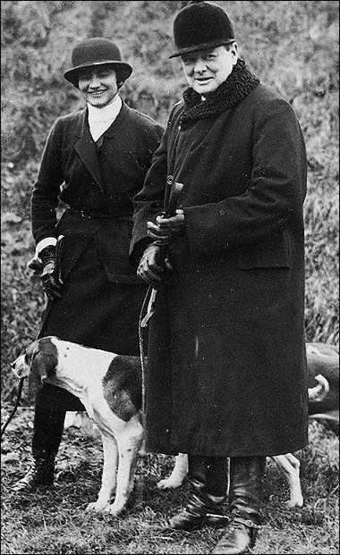 Winston Churchill i Coco Chanel