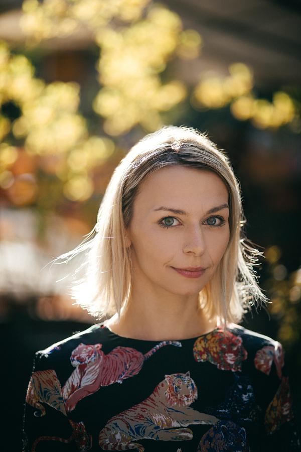Anna Ciarkowska fot. Adam Słowikowski