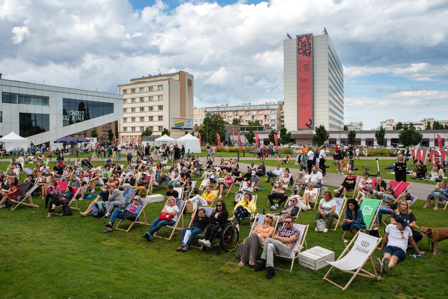Festiwal Miasto Słowa w roku 2020
