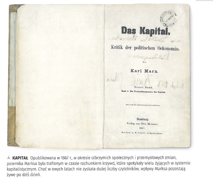 Kapitał Karola Marksa