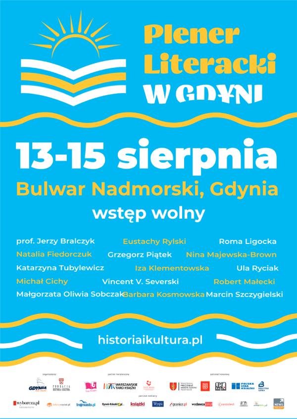 Plener Literacki w Gdyni