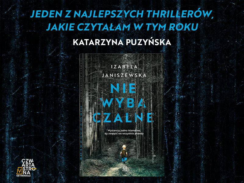 Niewybaczalne Izabela Janiszewska