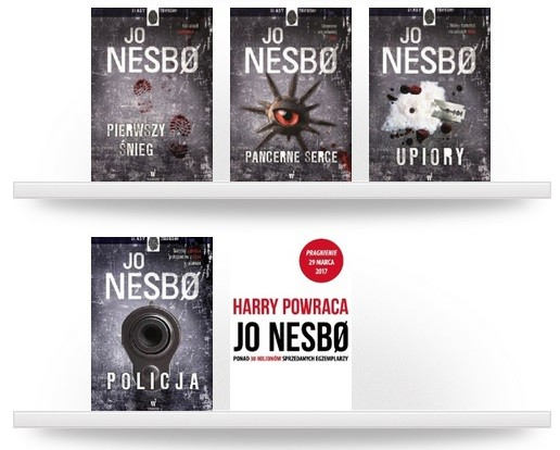 jo nesbø harry hole
